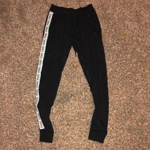 Comfy Black PINK / VS joggers